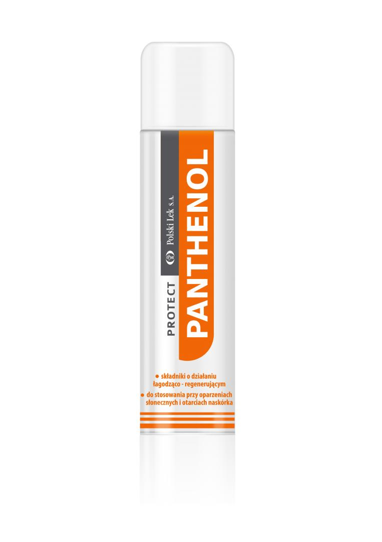 PANTHENOL Protect Pianka 150 ml - 1 - apteka internetowa HIT