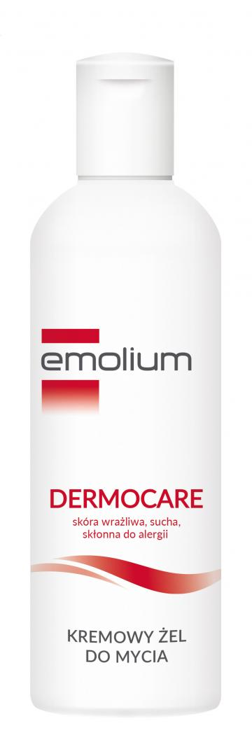 Emolium Dermocare Kremowy żel do mycia 200 ml - 1 - apteka internetowa HIT