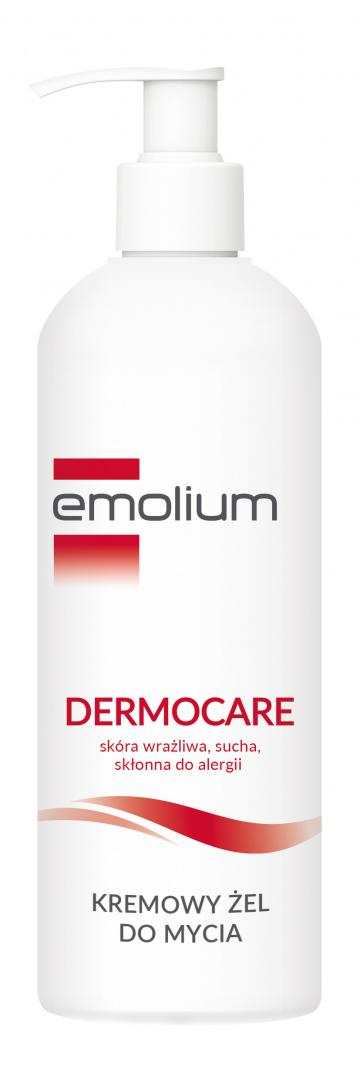 Emolium Dermocare Kremowy żel do mycia 400 ml - 1 - apteka internetowa HIT