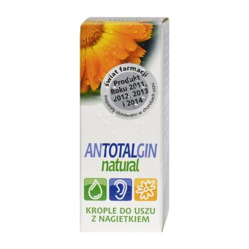Antotalgin Natural Krople do uszu z nagietkiem 15 g - 1 - apteka internetowa HIT