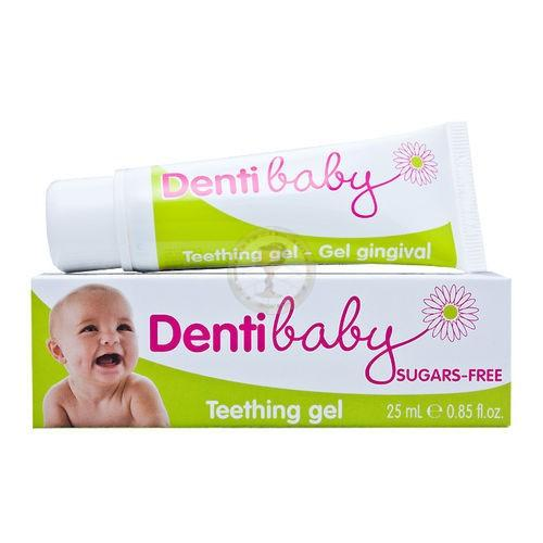 DentiBaby żel do masażu dziąseł 25 ml - 2 - apteka internetowa HIT