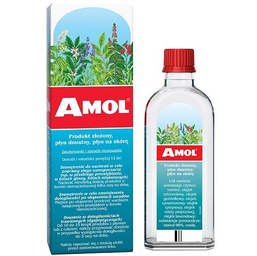 Amol 100 ml - 1 - apteka internetowa HIT