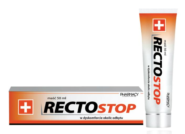 Rectostop maść 50 ml - 1 - apteka internetowa HIT