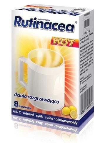 Rutinacea HOT 8 sasz. - 1 - apteka internetowa HIT
