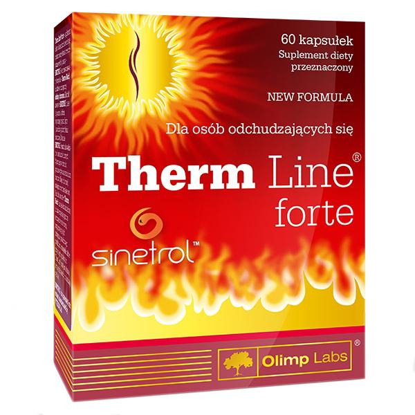 Olimp Therm Line Forte 60 kaps. - 1 - apteka internetowa HIT