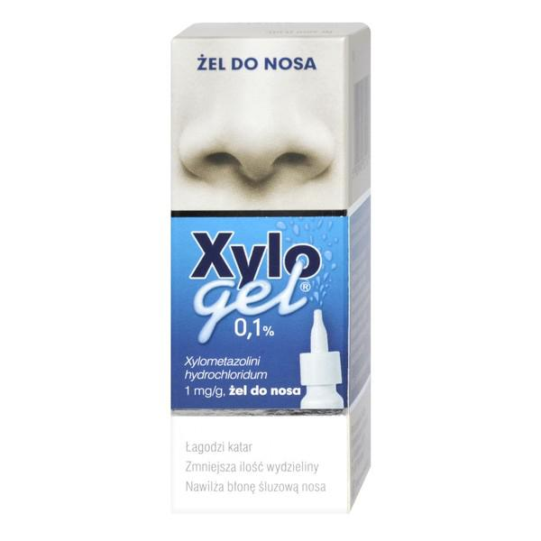 Xylogel 0,1% żel do nosa 15 ml - 1 - apteka internetowa HIT