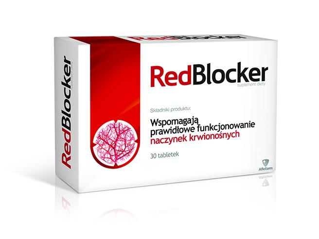 RedBlocker suplement diety 30 tabletek - 1 - apteka internetowa HIT